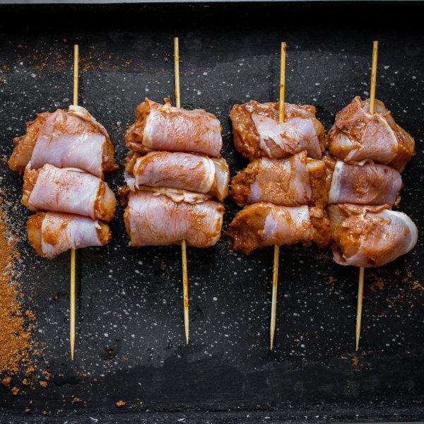 Antonínův kuřecí špíz – recept krok 3
