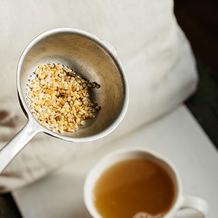 Zázvorový čaj - recept krok 2