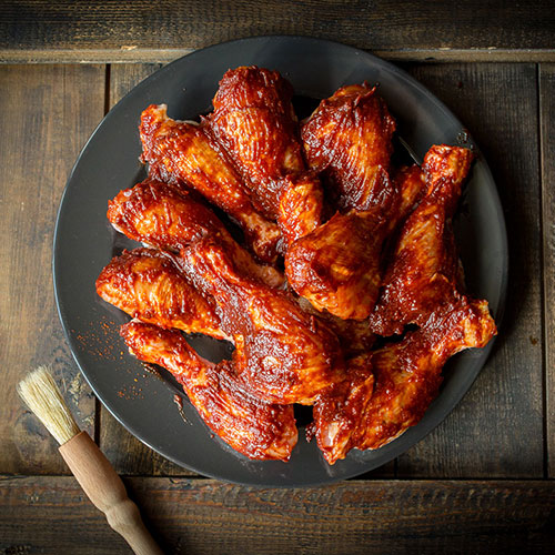 American chicken wings - recept krok 3