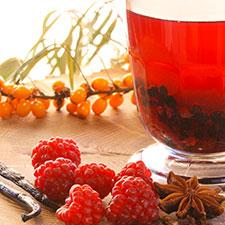 Babiččin sváteční pečený čaj