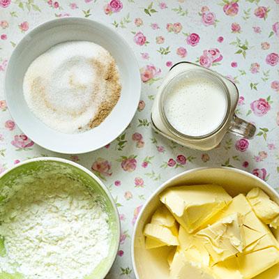 Jahodový dort - recept krok 5