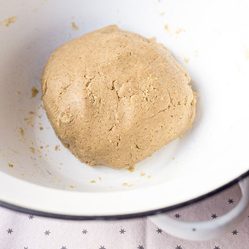 Zázvorové sušenky - recept krok 4