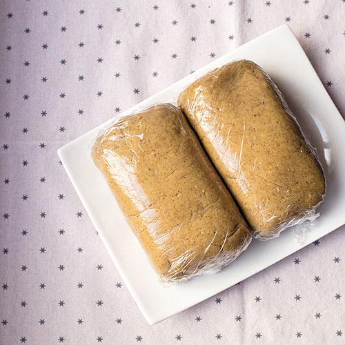 Zázvorové sušenky - recept krok 5