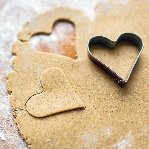 Zázvorové sušenky - recept krok 6