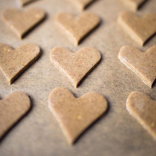 Zázvorové sušenky - recept krok 7