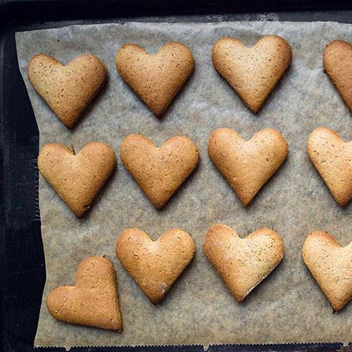 Zázvorové sušenky - recept krok 8