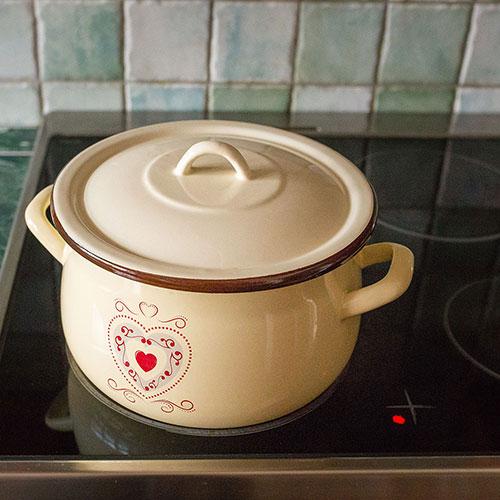 Marocká polévka Harira - recept krok 6