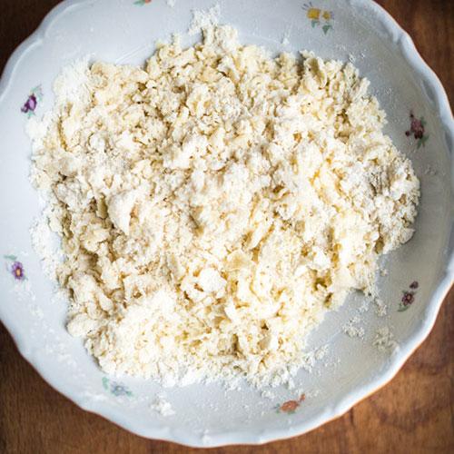 Jablečný tarte tatin - recept krok 1