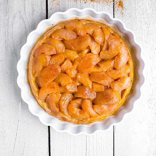 Jablečný tarte tatin - recept krok 11