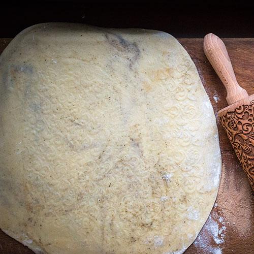Jablečný tarte tatin - recept krok 7