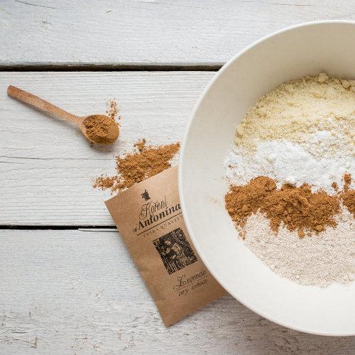 Sušenky spekulatius – recept krok 1