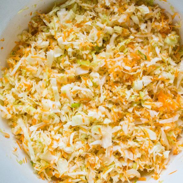 Salát Coleslaw – recept krok 4