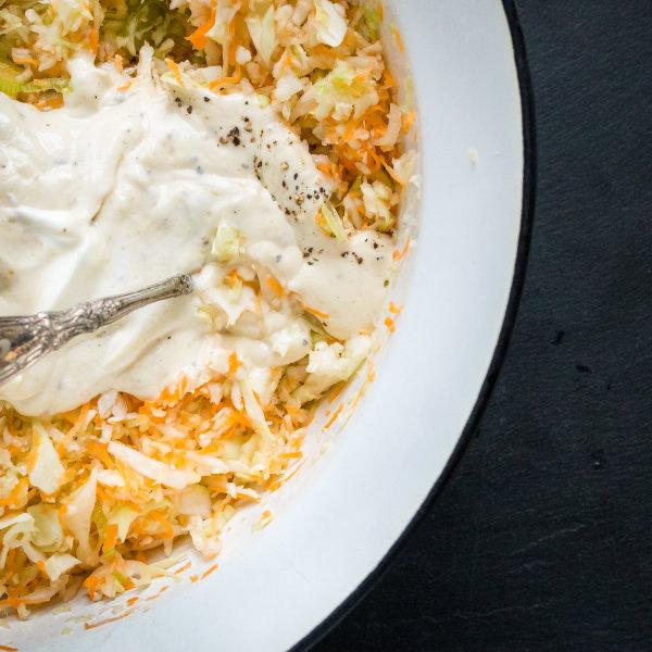Salát Coleslaw – recept krok 5