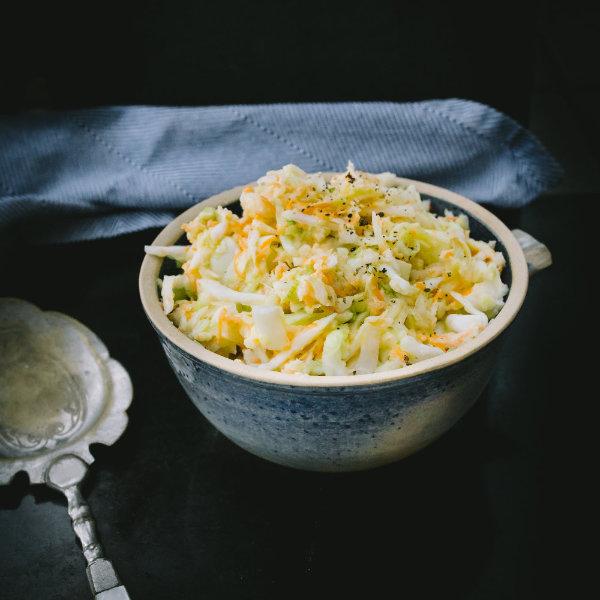 Salát Coleslaw – recept krok 6