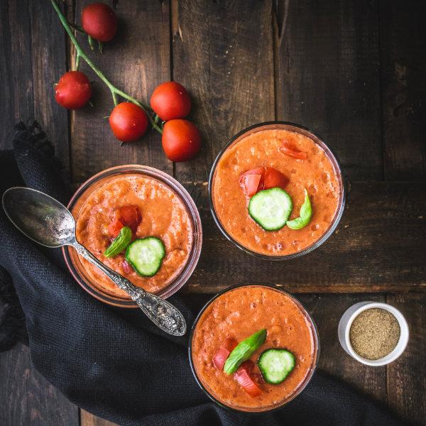 Gazpacho – recept krok 4